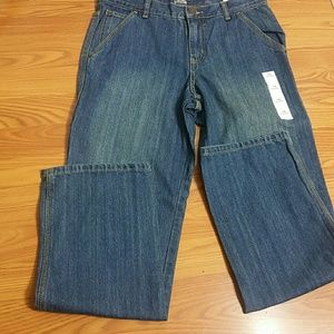 "Cat & Jack Boys New Size 16Wx31""L Relaxed jeans"